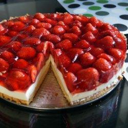 Ciasto z truskawkami (fot. alex)