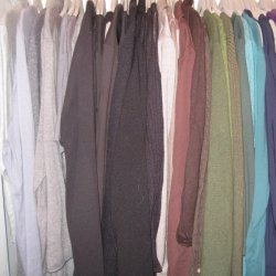 Szafing to świetny sposób na pozbycie się ubrań, które nam się znudziły lub z których wyrosły nasze pociechy i zaopatrzenia się w nowe (fot. foter.com)