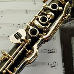 Na koncercie 6 sierpnia usłyszycie m. in. klarnet (fot. pixabay)