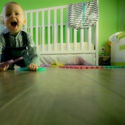 Każde dziecko potrzebuje innego czasu na uspokojenie się (fot. mat. pixabay)
