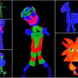 Słoń, tresowane zwierzaki i klaun to cyrkowe atrakcje, które zobaczycie w Teatrze Czarnego Tła (fot. mat. Teatr Czarnego Tła)