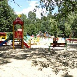 Nowy plac zabaw znajduje się w Parku Miejskim w Tychach (fot. mat. UM Tychy)