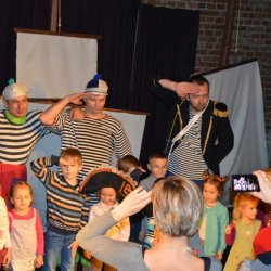 Aktorzy Teatru Gry i Ludzie mają świetny kontakt z publicznością (fot. alex)