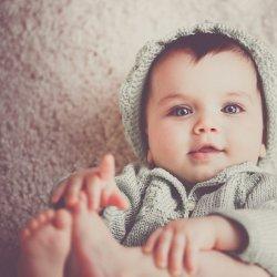 Największe zmiany w mózgu zachodzą zaraz po urodzeniu oraz w pierwszych latach życia (fot. pixabay)