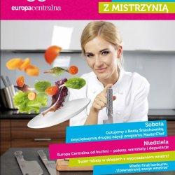"""Europa Centralna zaprasza na warsztaty kulinarne, które poprowadzi zwyciężczyni programu """"Master Chef"""" (fot. materiały EC)"""
