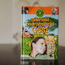 """""""Zwierzaki podróżniczki Gosi"""" to ciekawy reportaż o zwierzętach (fot. Ewelina Zielińska)"""