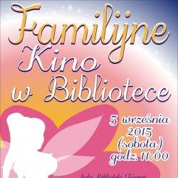 Na Kino Familijne zaprasza Biblioteka Główna w Sosnowcu (fot. mat. organizatora)