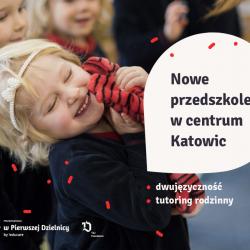 W Katowicach powstało nowe przedszkole niepubliczne (fot. mat. organizatora)