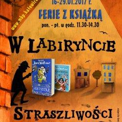 Zajęcia w czasie ferii organizują placówki Miejskiej Biblioteki Publicznej w Katowicach (fot. mat. organizatora)