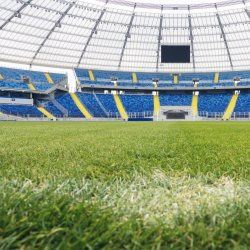 Uczestnicy Ferii na Śląskim będą mieli okazję zwiedzić najnowszy obiekt sportowy - Stadion Śląski (fot. mat. organizatora)