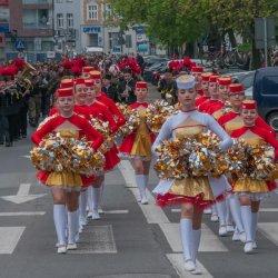 Festiwal Złotej Rybki to barwne widowisko dla całych rodzin (fot. Z.Daniec UM Gliwice)