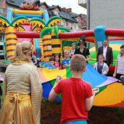 Festyn w Będzinie (fot. mat. UM Będzin)