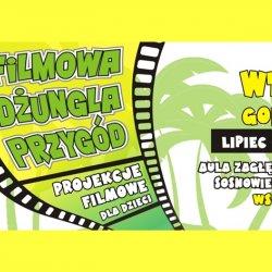 W każdy wtorek wakacji, w MBP w Sosnowcu, dzieci będą mogły obejrzeć filmy o zwierzętach (fot. mat. organizatora)