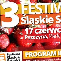 Festiwal Śląskich Smaków to wielkie święto miłośników regionalnej kuchni (fot. mat. organizatora)