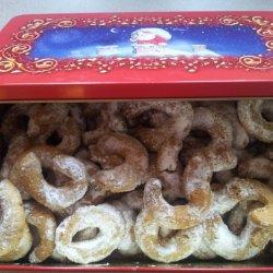 Kruche ciasteczka - ulubione świąteczne słodycze (fot.dok)