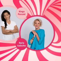 Urodzinowe przysmaki przygotują, znane z internetu i programów telewizyjnych - Kinga Paruzel i Daria Ładocha (fot. mat. organizatora)