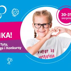 W Centrum Handlowym 3 Stawy w Katowicach będzie można przywitać nowy rok szkolny z Lenką (fot. mat. organizatora)
