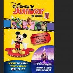 Biorąc udział w konkursie kina Helios, macie szansę wygrać wycieczka do Disneylandu w Paryżu (fot. mat. organizatora)