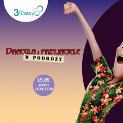 """Fani """"Hotelu Transylwania"""" będą mogli spotkać się z bohaterami filmu już 15 września (fot. mat. organizatora)"""