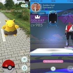 Pokemon Go to gra wykorzystująca rozszerzoną rzeczywistość (fot. Pokemon Go screeny z gry)