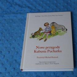 """""""Nowe przygody Kubusia Puchatka"""" to oficjalna kontynuacja opowiadań A. Milne'a i E. H. Sheprada (fot. Ewelina Zielińska)"""