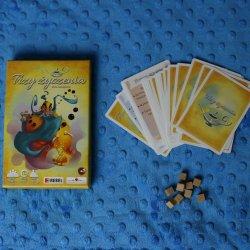 """""""Trzy życzenia"""" to niewielka, ale bardzo emocjonująca gra od wydawnictwa REBEL (fot. Ewelina Zielińska)"""