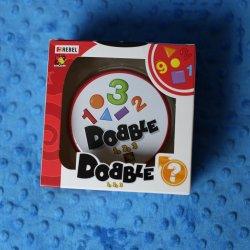 """""""Dobble 1,2,3"""" to najnowsza gra z serii """"Dobble"""" dedykowana najmłodszym graczom (fot. Ewelina Zielińska)"""