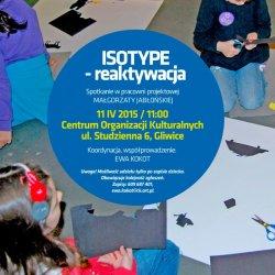 ISOTYPE-reaktywacja - to warsztaty dla dzieci (fot. mat. organizatora)