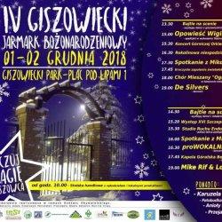4. Giszowiecki Jarmark Świąteczny odbędzie się 1-2 grudnia (fot. mat. organizatora)