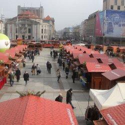 9 marca ruszył Jarmark Wielkanocny na katowickim rynku (fot. archiwum zdjęć na FB miasta Katowice)