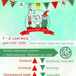 Parada bajkowych postaci z Misiem Wojtkiem na czele otworzy tegoroczną edycję festiwalu (fot. mat. organizatora)