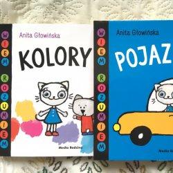Książki przybliżają maluszkom otaczający je świat (fot. Ewelina Zielińska/SilesiaDzieci.pl)