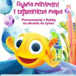 Teraz dzieci będą mogły porozmawiać i pobawić się z Rybką MiniMini na żywo (fot. mat. organizatora)