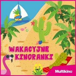 Wakacyjne Kinoranki będą odbywać się w każdy czwartek o godz. 10.30 (fot. mat. organizatora)