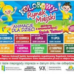 Animacje dla dzieci są bezpłatne (fot. mat. organizatra)
