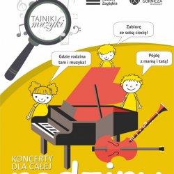 """""""Tajniki muzyki"""" to koncerty dla całych rodzin odbywające się w Pałacu Kultury Zagłębia (fot. mat. organizatora)"""
