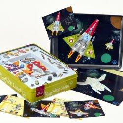 """Magnetyczną układankę """"Kosmos"""" można zamówić w księgarni: sklep.placfrancuski.pl (fot. mat. księgarni)"""