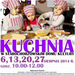 Starochorzowski Dom Kultury zaprasza na zajęcia kulinarne (fot. materiały prasowe)