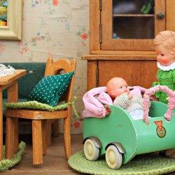 Na wystawę lalek z różnej epoki zaprasza Sosnowieckie Centrum Sztuki - Zamek Sielecki (fot. pixabay)