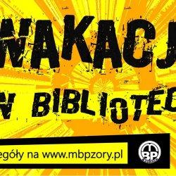 Wakacje w filiach żorskiej biblioteki będą pełne atrakcji (fot. mat. organizatora)