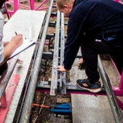 Specjalnie powołana komisja zajmuje się ustalaniem przyczyn wypadku (fot. mat. prasowe Legendii)