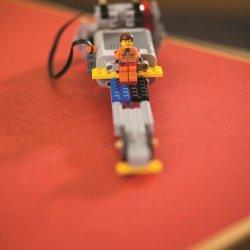 Zabawy klockami Lego czekają na najmłodszych w CH Auchan Mikołów (fot. mat. organizatora)