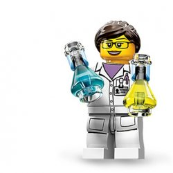 Marka LEGO rozpoczyna walkę ze stereotypami i stawia na produkcję figurek kobiet-naukowców (fot. materiały producenta)