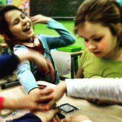 Jak to jest prowadzić klub gier planszowych dla dzieci pisze Marzena Nowak-Trzewiczek (fot. Marzena Nowak-Trzewiczek)
