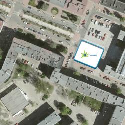 Lodowisko stanie w samym centrum tuż przy Urzędzie Miasta (fot. mat. prasowe)