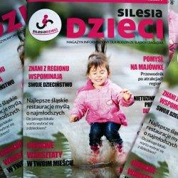 Pierwszy numer bezpłatnego kwartalnika dla rodzin ze Śląska i Zagłebia jest już dostępny. Kolejny ukaże się w czerwcu (fot. materiały redakcji)