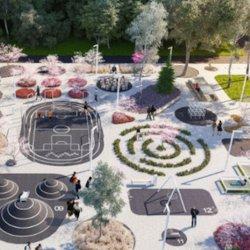 Budowa strefy aktywności rozpocznie się wiosną 2018 roku (fot. mat. prasowe)