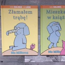 Malinka i Leon to wyjątkowi bohaterowie całej serii książeczek dla dzieci (fot. SilesiaDzieci.pl)