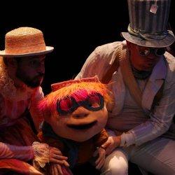 Przedstawienie odbędzie się w ramach Międzynarodowego Dnia Teatru (fot. mat. organizatora)