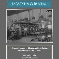Ponad 100-letnia Walcownia to miejsce, w którym możecie poczuć klimat pracy i produkcji sprzed lat (fot. mat. Walcownia Cynku w Katowicach)
